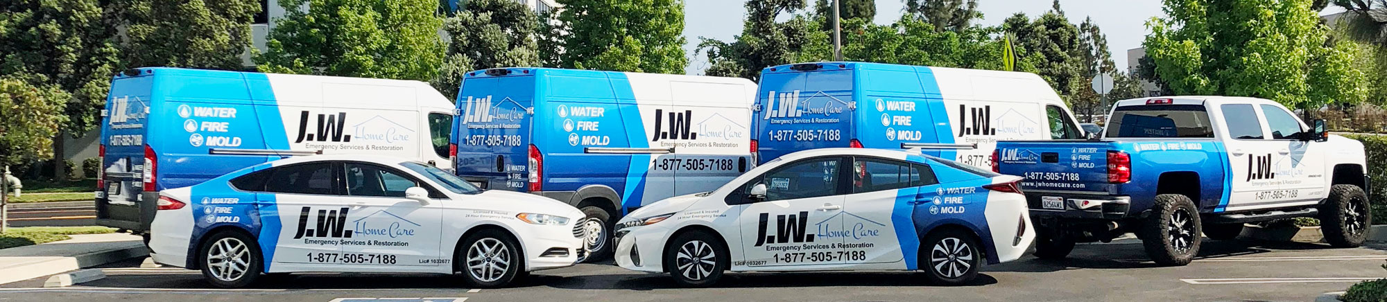 Jw Home Care Restoration Your Local Water Damage Experts